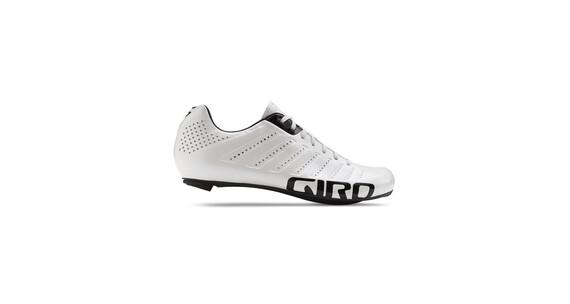 Giro Empire SLX schoenen Heren wit/zwart